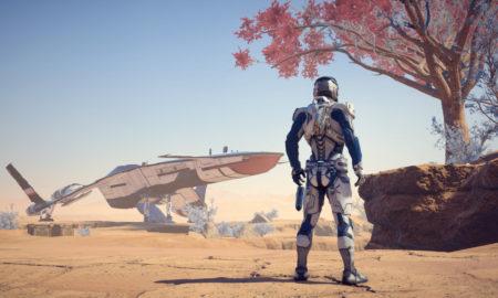 (Mass Effect: Andromeda, EA)