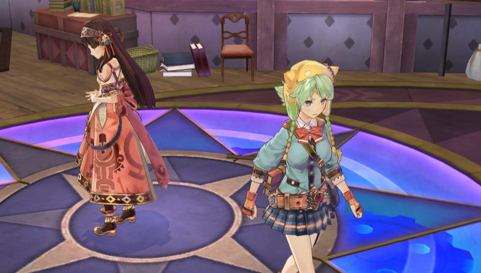 (Atelier Shallie Plus, Koei Tecmo)