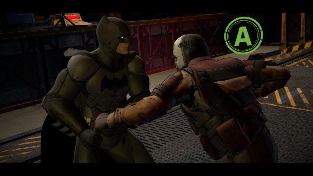 (Batman: The Telltale Series, Telltale Games)