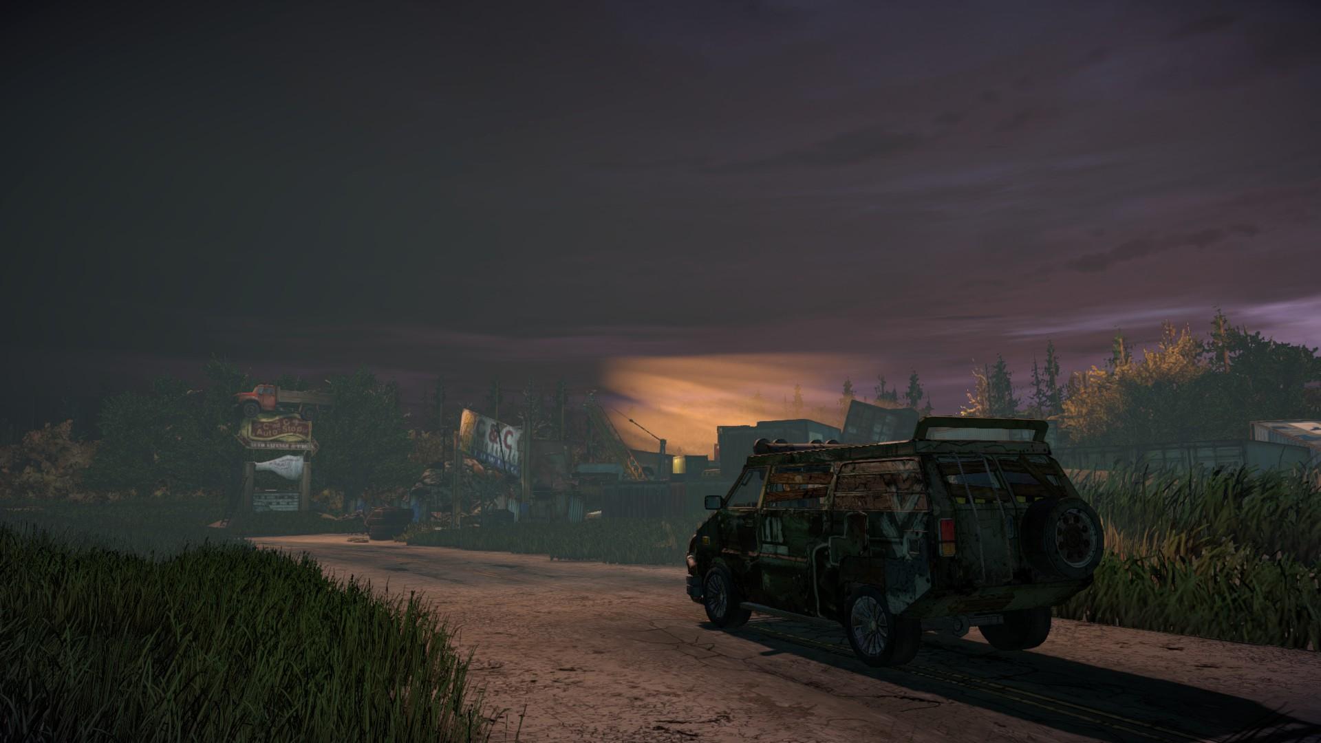 (The Walking Dead: A New Frontier, Telltale Games)