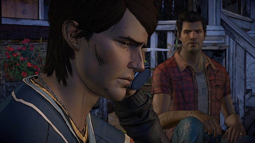 Walking Dead: A New Frontier, Telltale Games