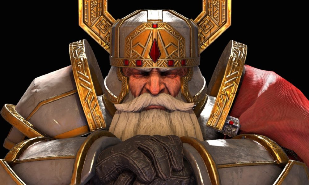 (The Dwarves - THQ Nordic)