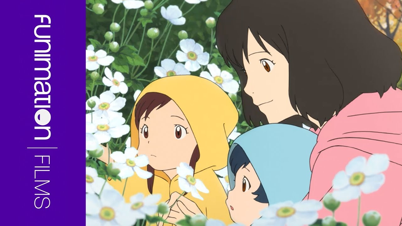 Wolf Children: Hosoda Collection / FUNimation
