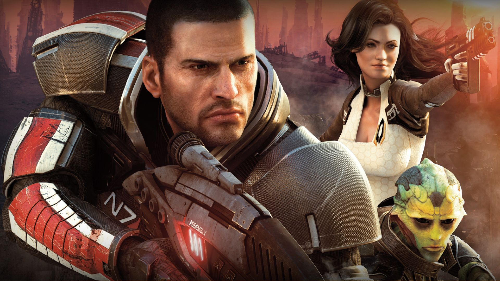 Mass Effect 2, EA