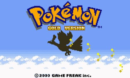 Pokemon Gold Version, Nintendo