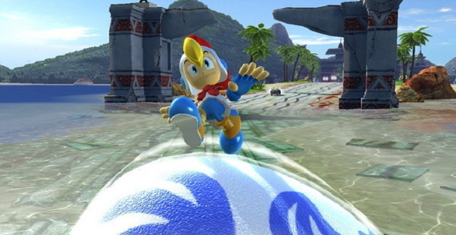 (Billy Hatcher and the Giant Egg - Sega)