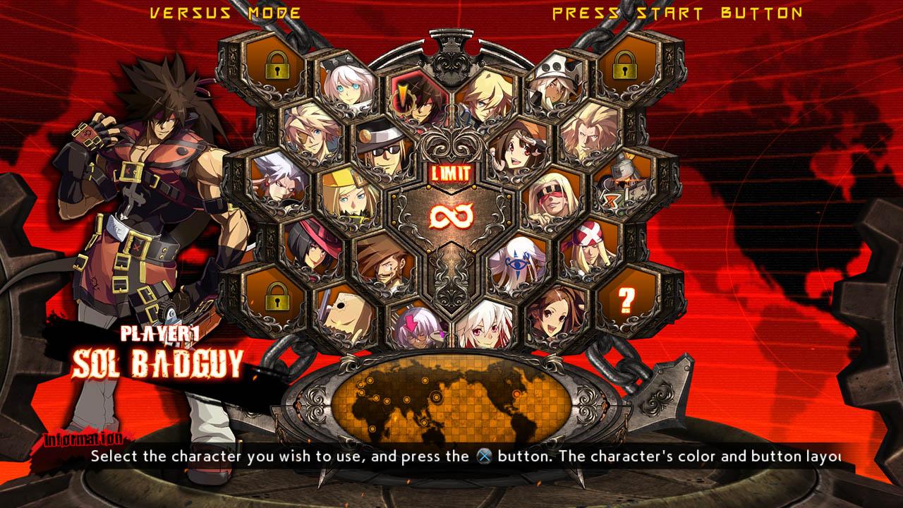 (Guilty Gear Xrd Revelator, Aksys Games)