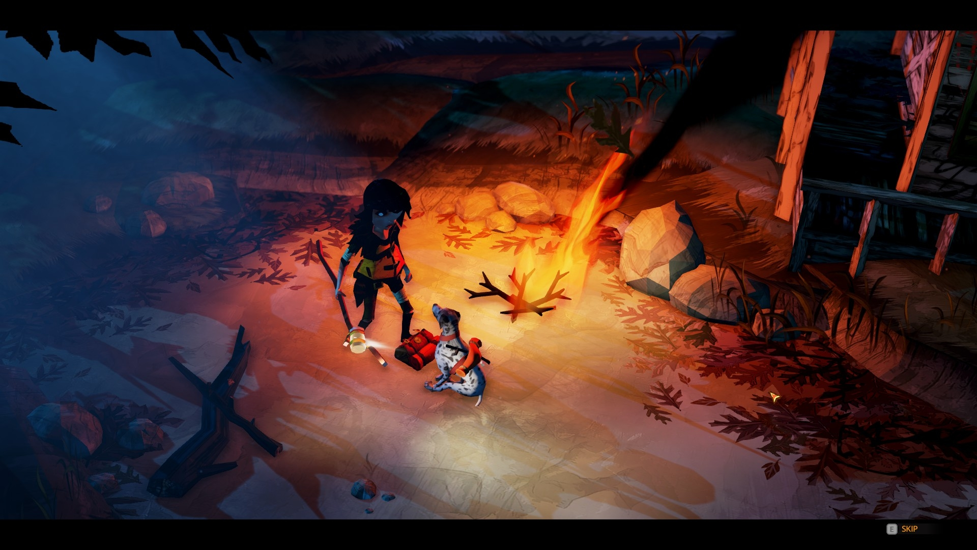 Flame in the Flood: Complete Edition, The Molasses Flood