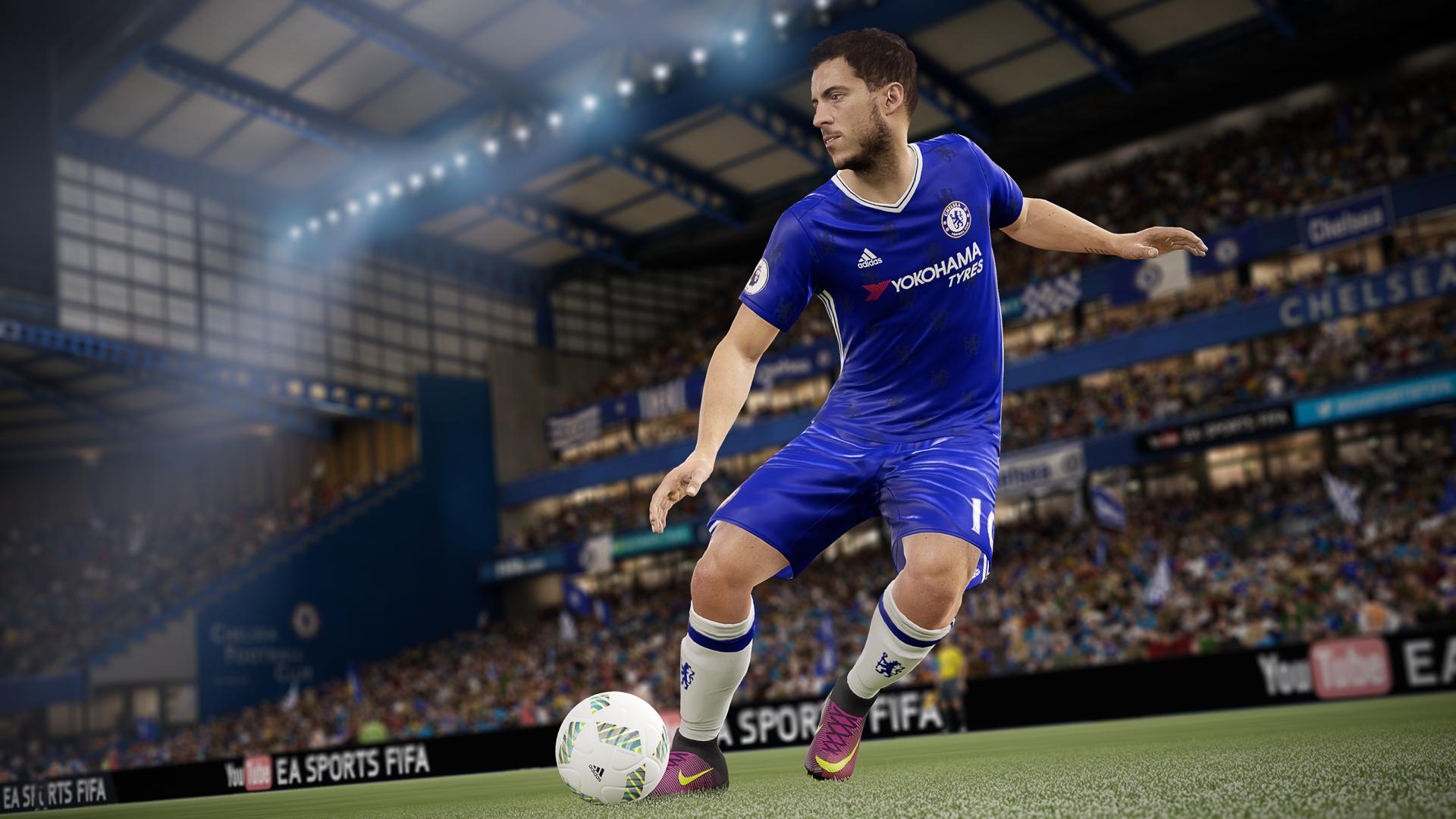 FIFA 17, EA