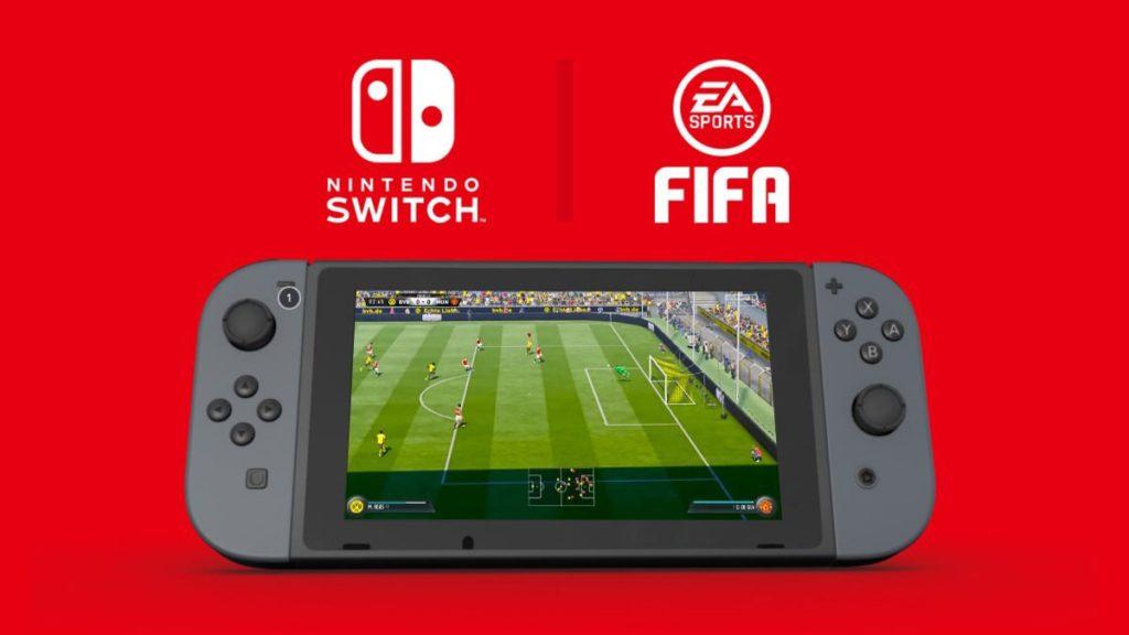 FIFA, EA