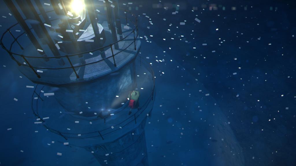 Impact Winter, Bandai Namco