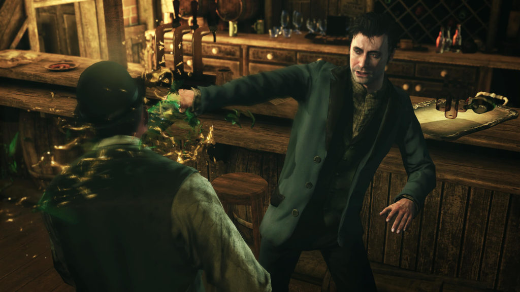 Sherlock Holmes: The Devil's Daughter, Bigben Interactive