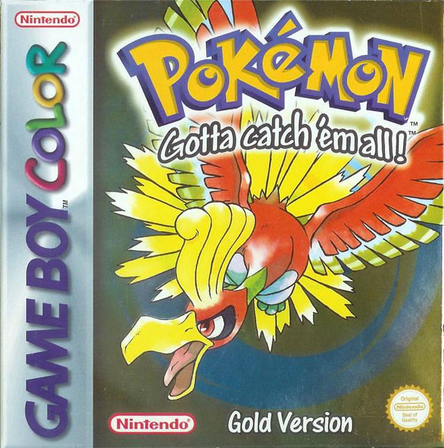 Pokemon Gold/Silver/Crystal