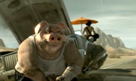 (Beyond Good and Evil 2 - Ubisoft)