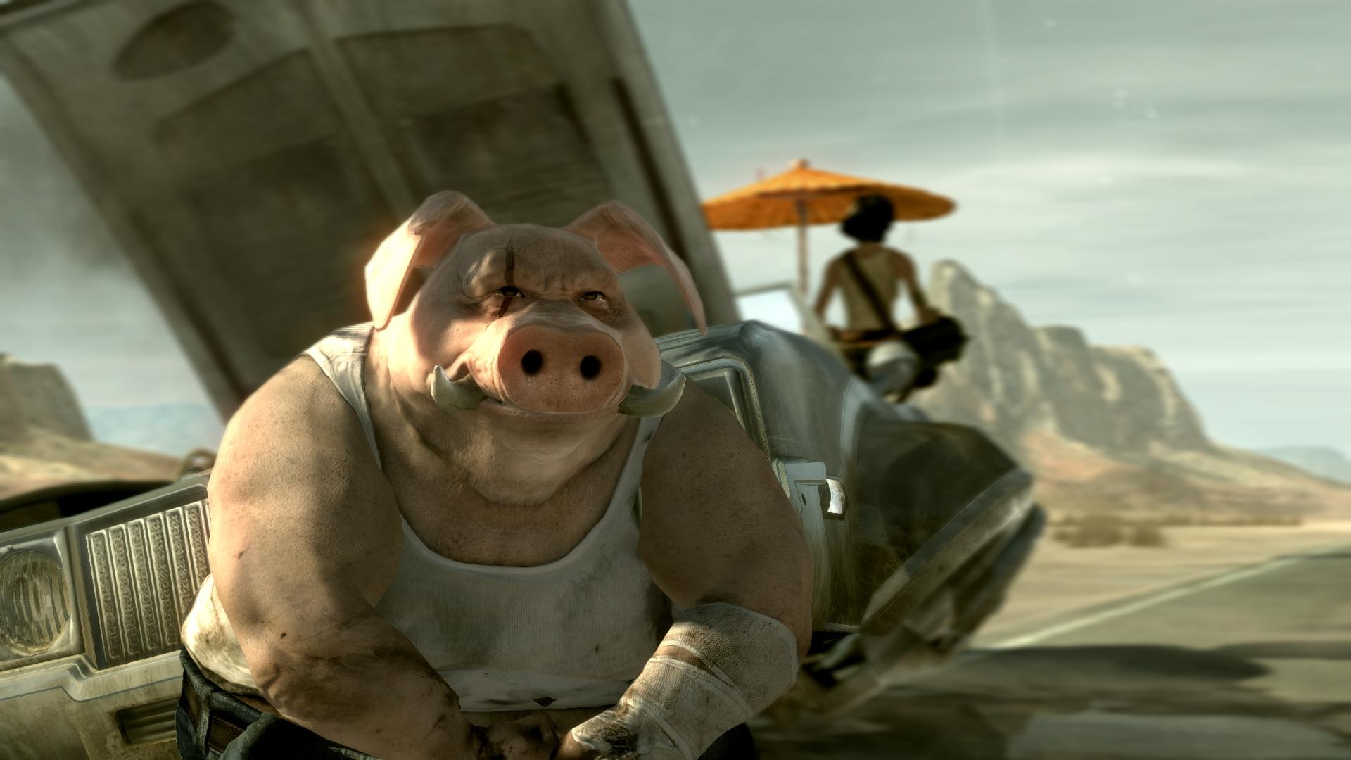 (Beyond Good and Evil 2 - Ubisoft)