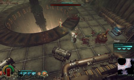 Warhammer 40,000 Inquisitor – Martyr, Neocore Games