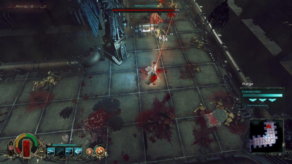 Warhammer 40,000 Inquisitor – Martyr, Neocore Games