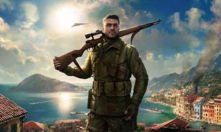 (Sniper Elite 4 - Rebellion)