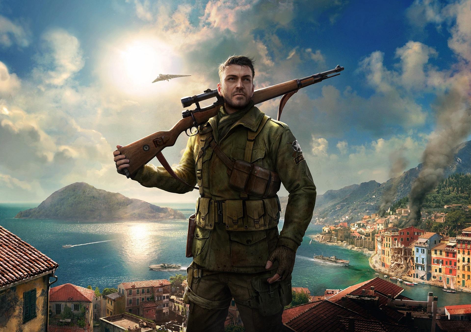 (Sniper Elite 4 - Rebellion)
