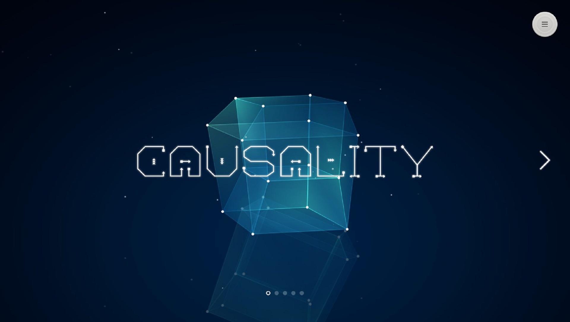 Causality, Loju