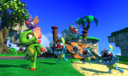 Yooka-Laylee, Playtonic Games