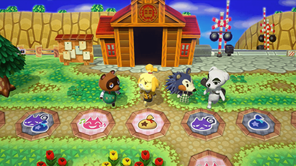 Animal Crossing: Amiibo Festival, Nintendo