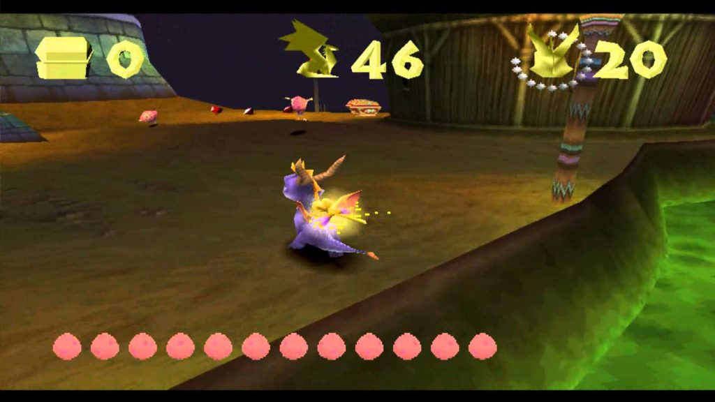 Spyro the Dragon, Sony Computer Entertainment