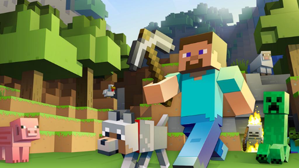 Minecraft, Mojang