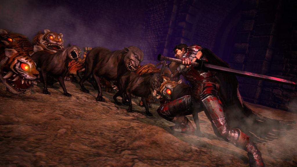 Berserk and the Band of the Hawk, Koei Tecmo