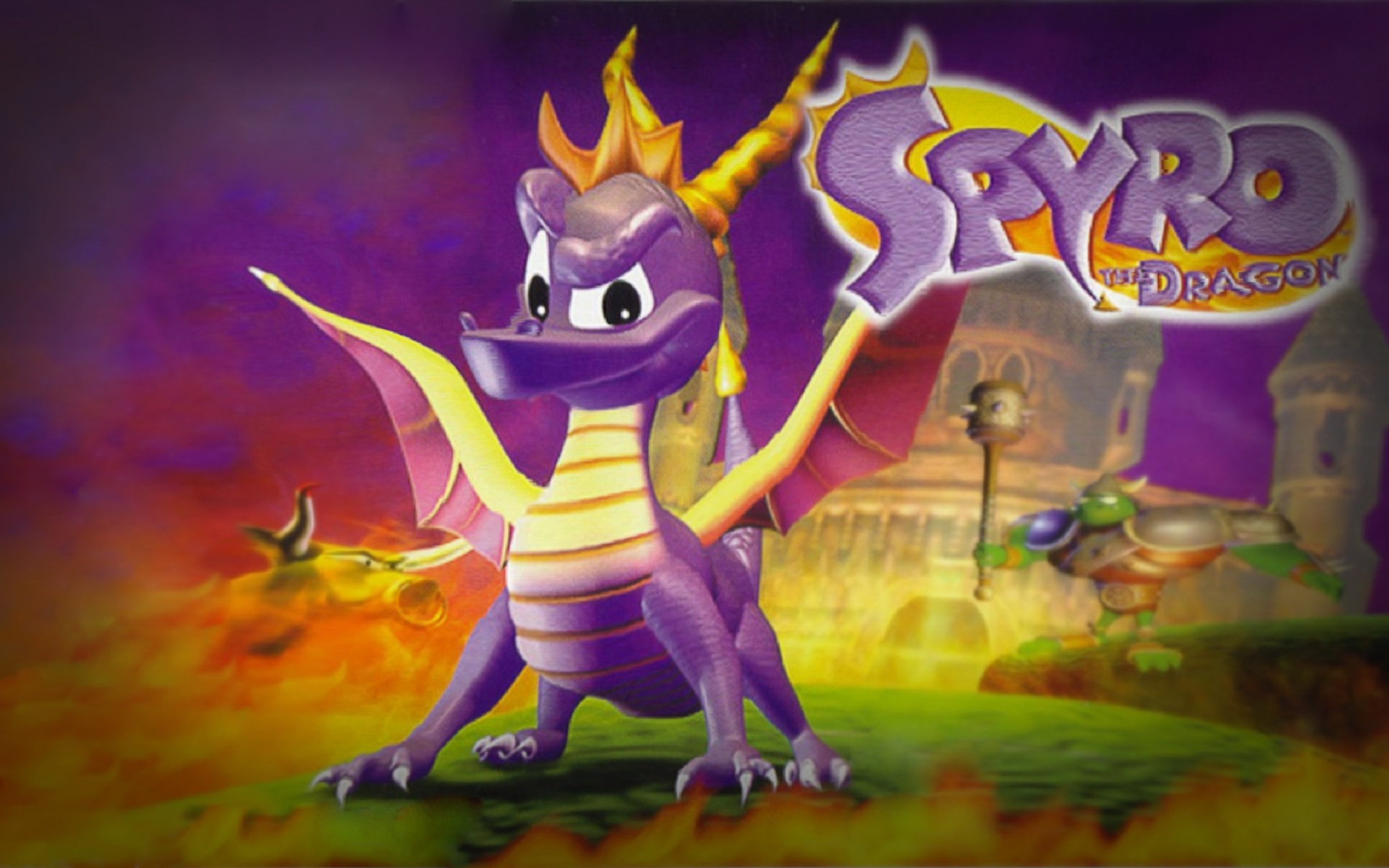 Spyro the Dragon, Universal
