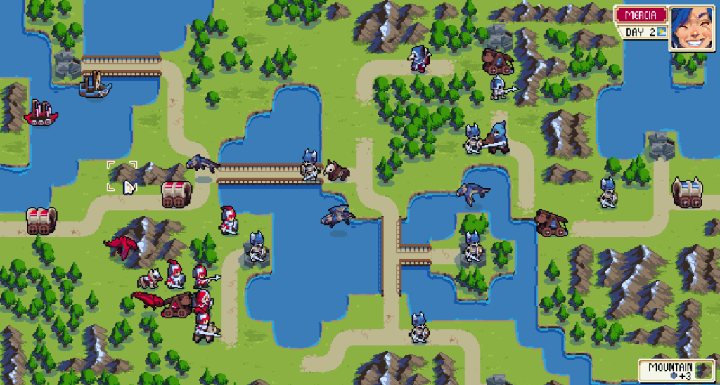 Wargroove, Chucklefish Games