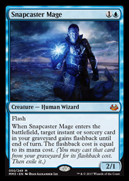 Snapcaster Mage, Wizards of the Coast