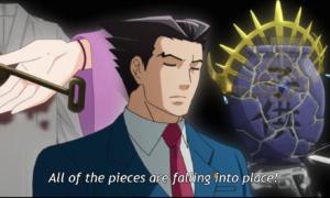Ace Attorney Anime / A-1 Studios