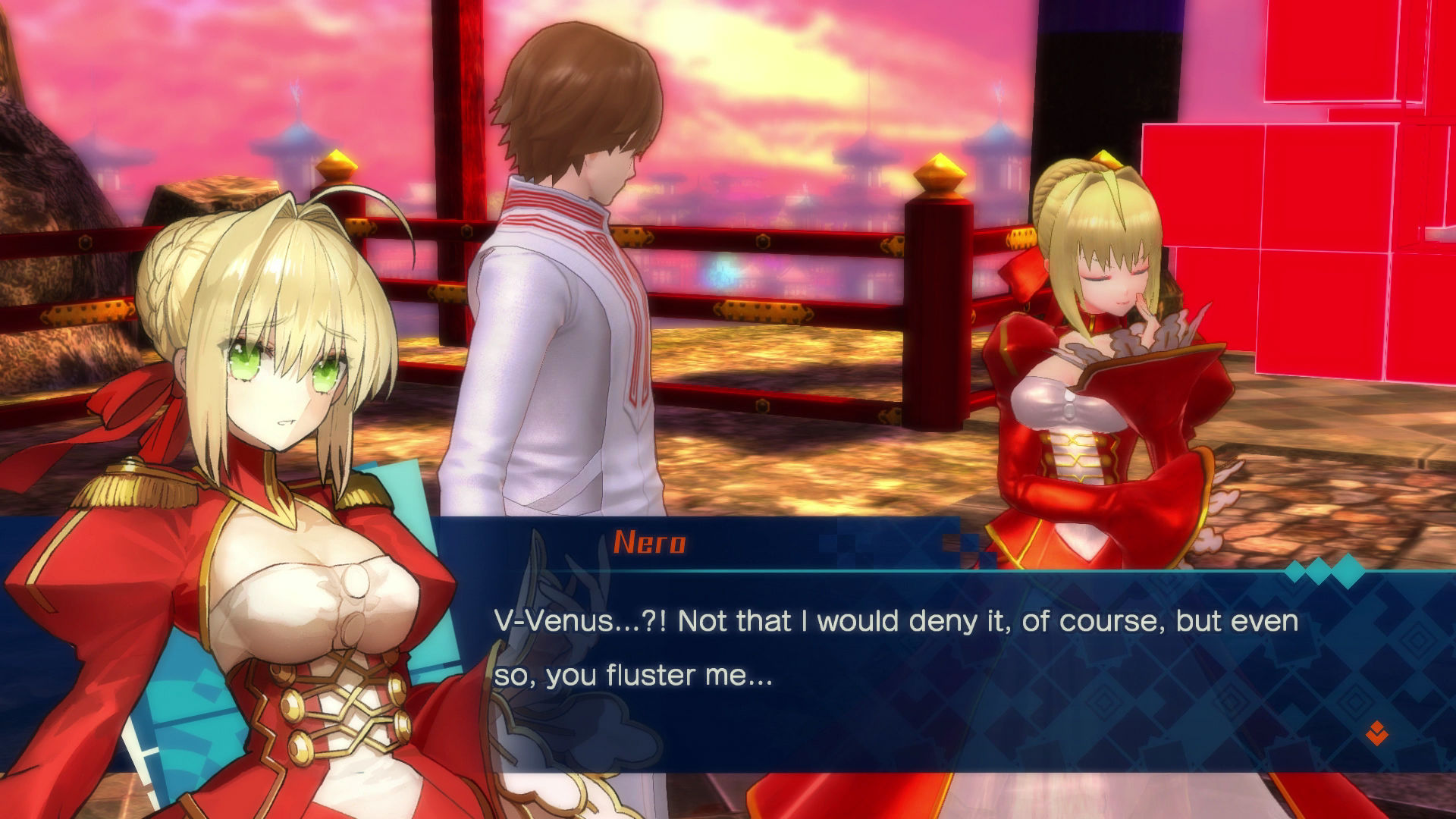 (Fate/Extella: The Umbral Star, XSEED Games)