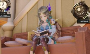 (Atelier Firis: The Alchemist and the Mysterious Journey, Koei Tecmo)