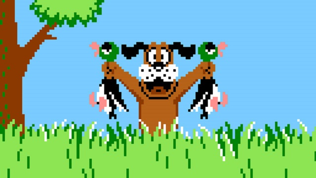 (Duck Hunt - Nintendo)