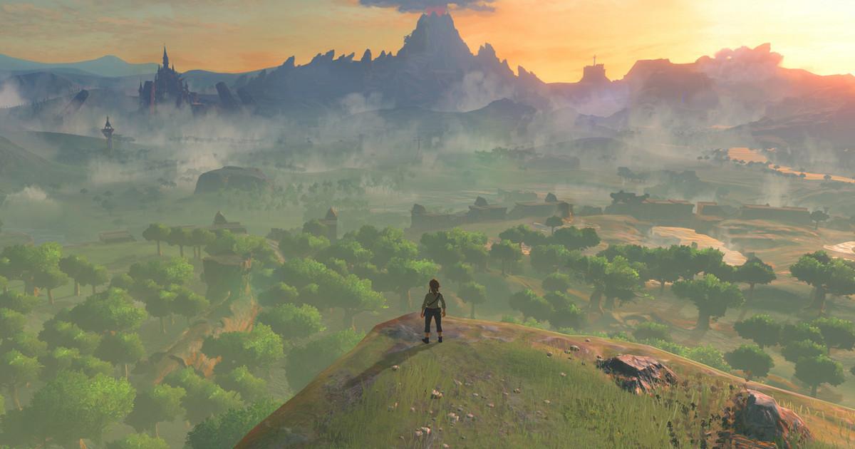 (The Legend of Zelda: Breath of the Wild, Nintendo)