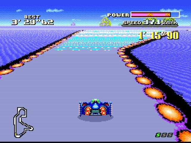 (F-Zero - Nintendo)