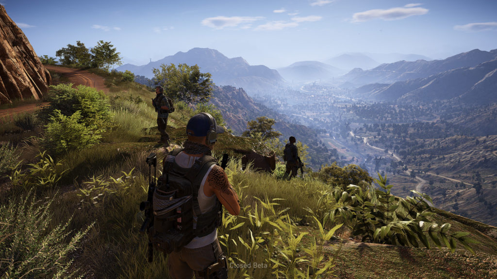 Tom Clancy's Ghost Recon: Wildlands, Ubisoft