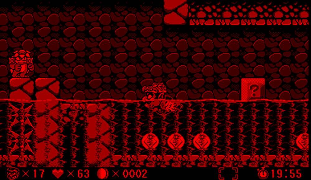 Virtual Boy Wario Land, Nintendo