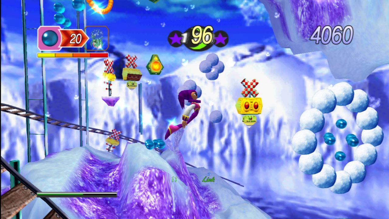 NiGHTS into Dreams, Sega