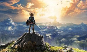 The Legend of Zelda: Breath of the Wild, Nintendo
