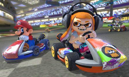 Mario Kart 8 Deluxe For Nintendo Switch / Nintendo