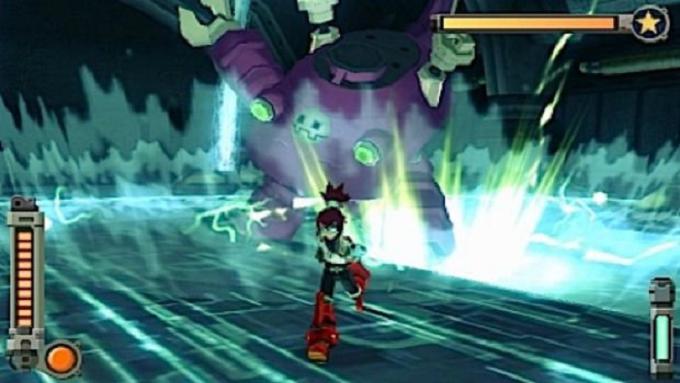 (Mega Man Legends 3D - Capcom)
