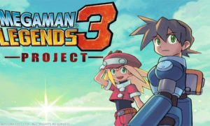 (Mega Man Legends 3 - Capcom)