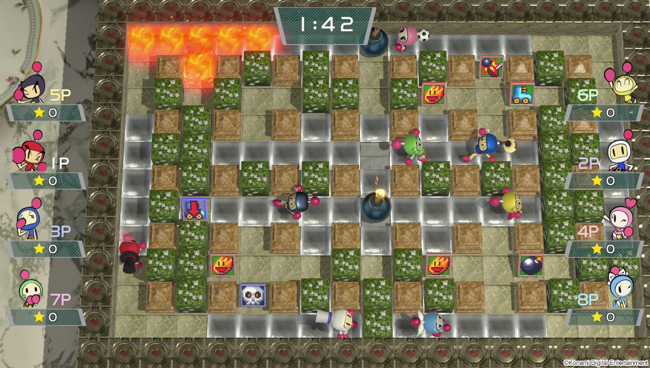 Super Bomberman R, Konami Digital Entertainment