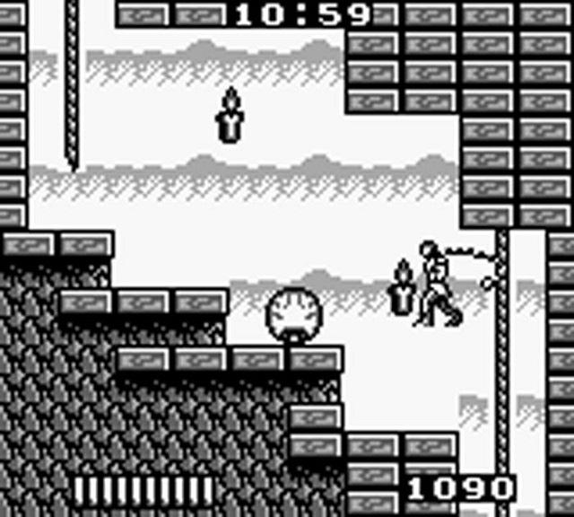 (Castlevania: The Adventure - Nintendo)