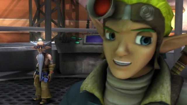 (Jak and Daxter: The Last Frontier - Sony)