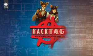 HACKTAG, Piece of Cake Studios