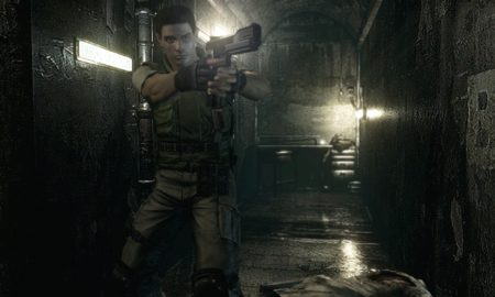(Resident Evil - Capcom)